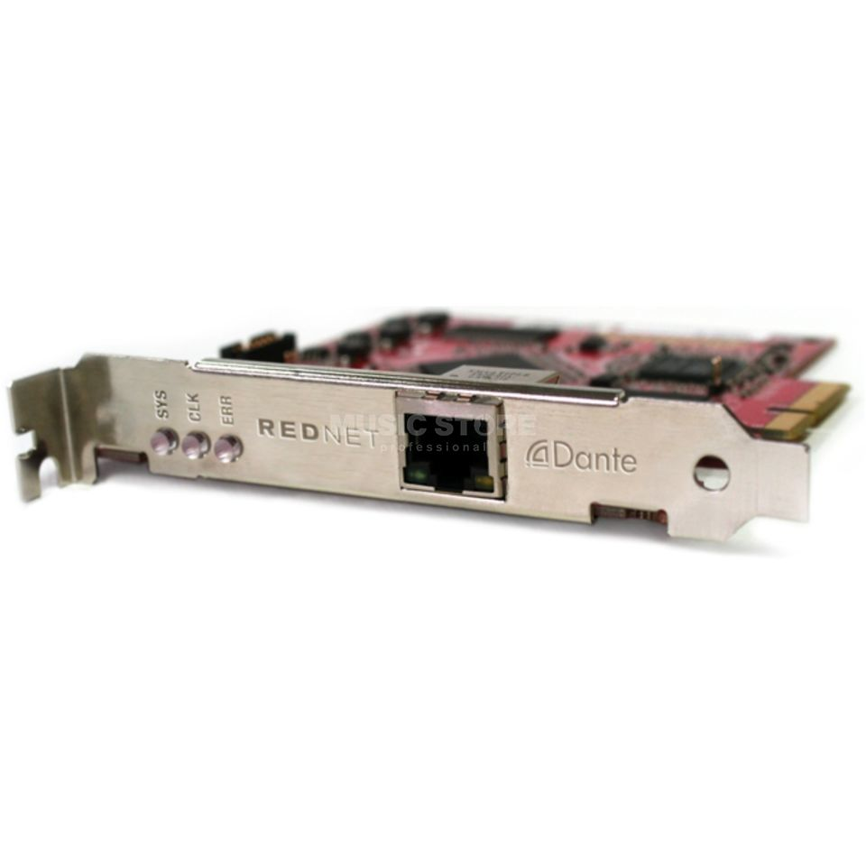 Focusrite RedNet PCIe Host Card    Product Image