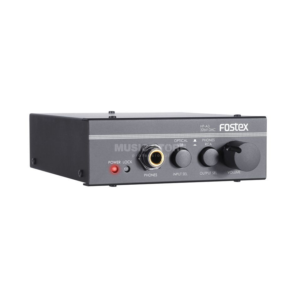 Fostex HP-A3 DAC & Headphone Amplifier Produktbillede