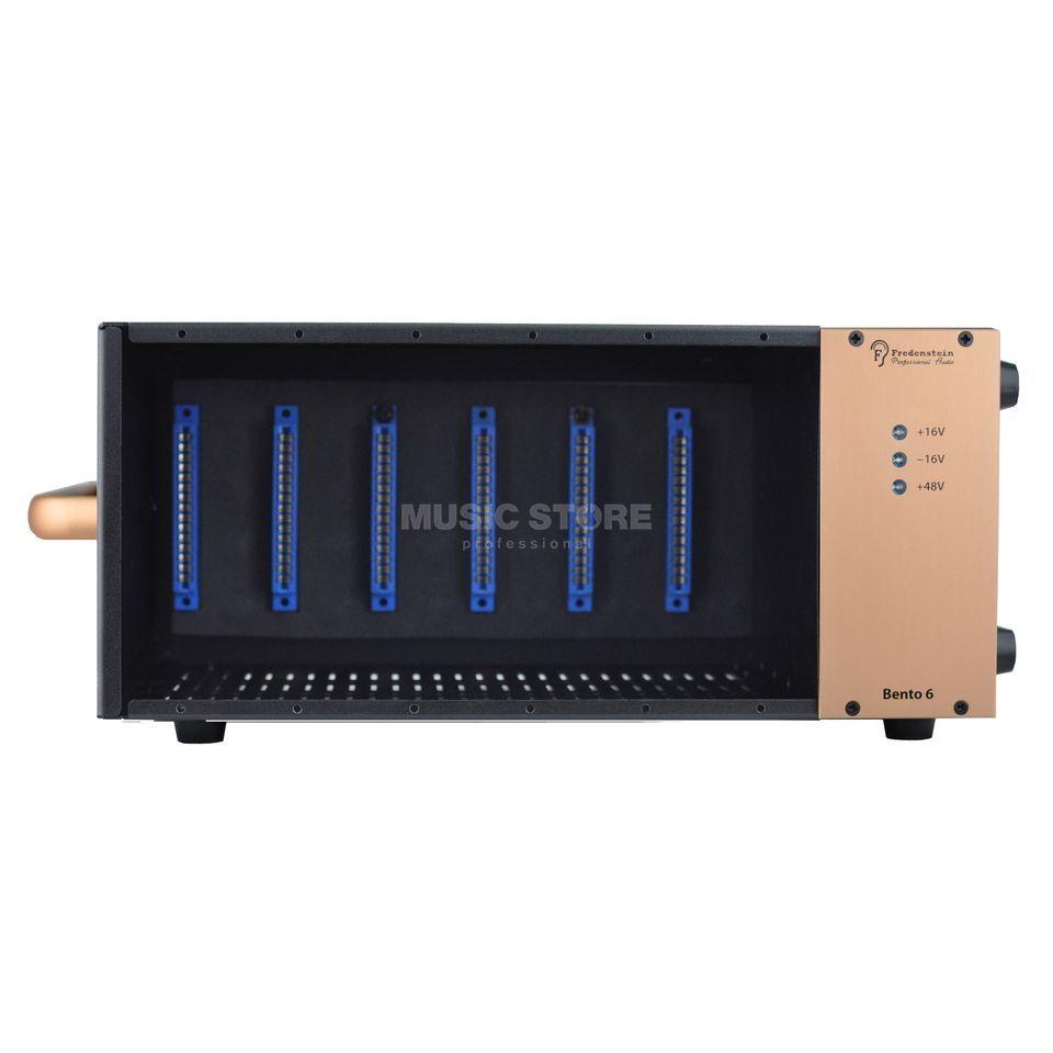 Fredenstein Bento 6 6-fach Rahmen für 500er Module