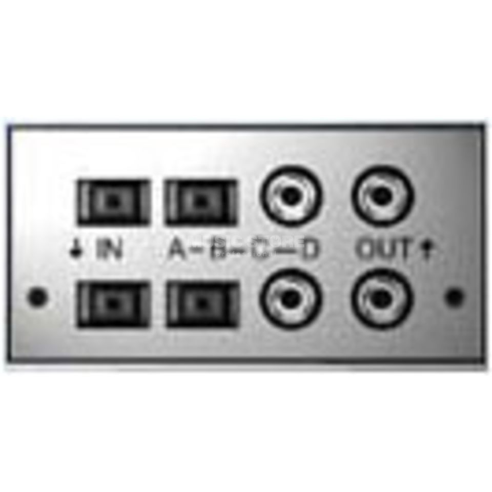 Friend-Chip M2-2 2xcoax/2xopt. I/O Modul for Digimax DMX 16/32 2x coax/ Produktbillede
