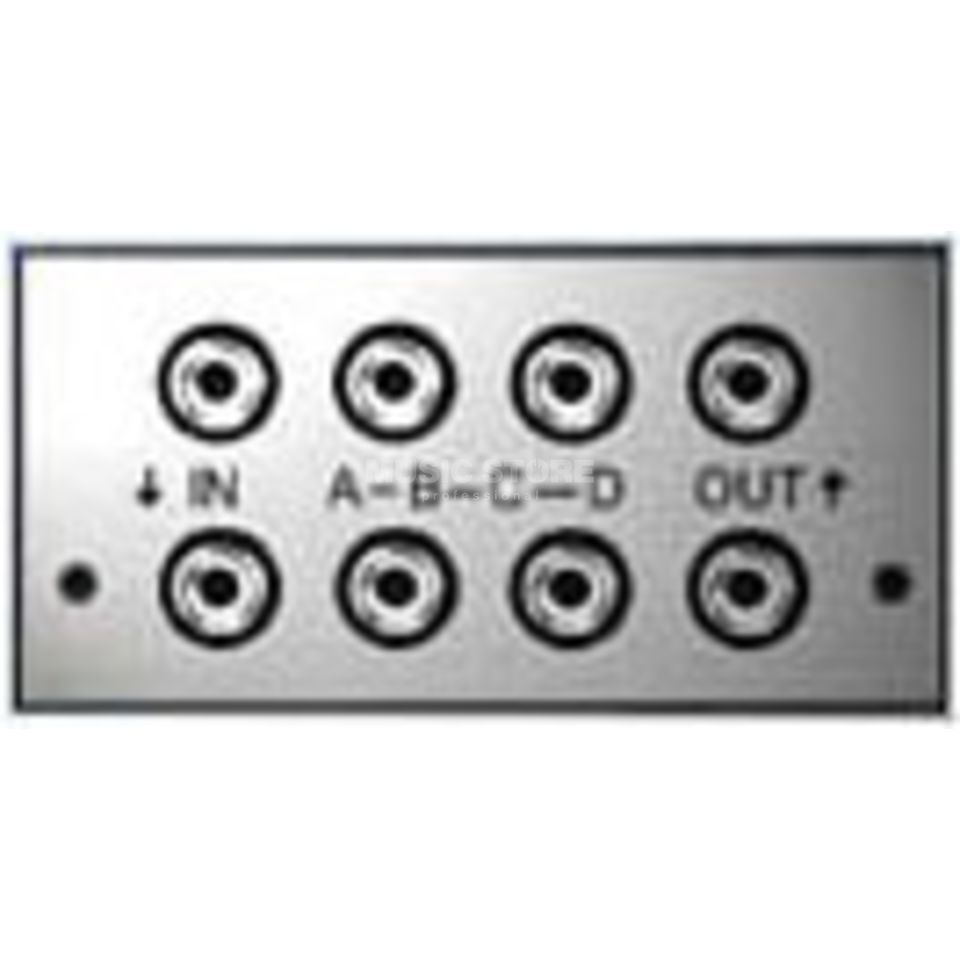 Friend-Chip MCO4 4x coaxial I/O Modul for Digimax DMX 16/32 4x Coax Produktbillede