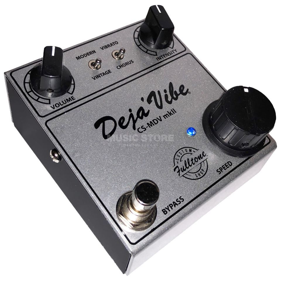 Fulltone Custom Shop Mini-Deja'Vibe mkII Product Image