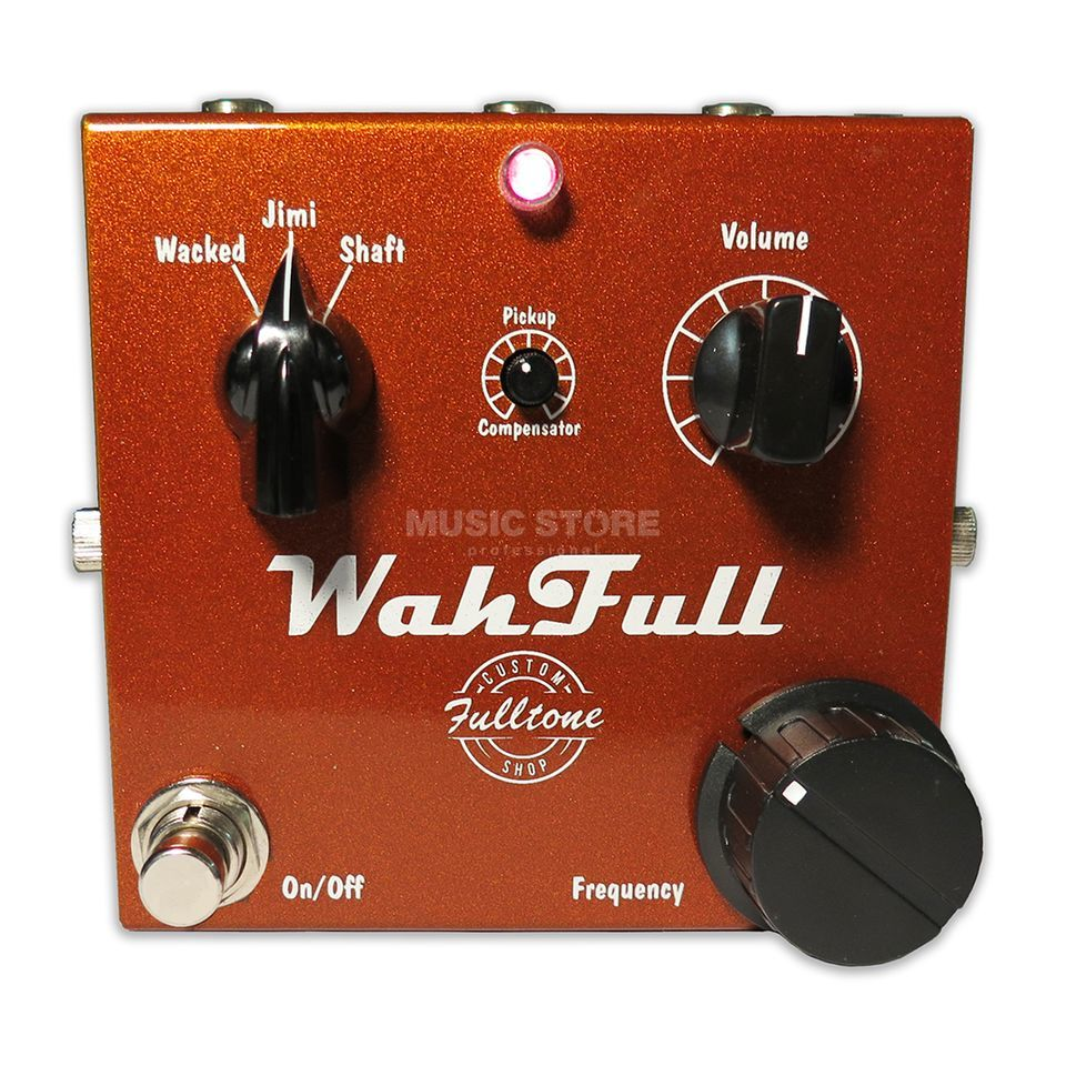 Fulltone Custom Shop WahFull Product Image
