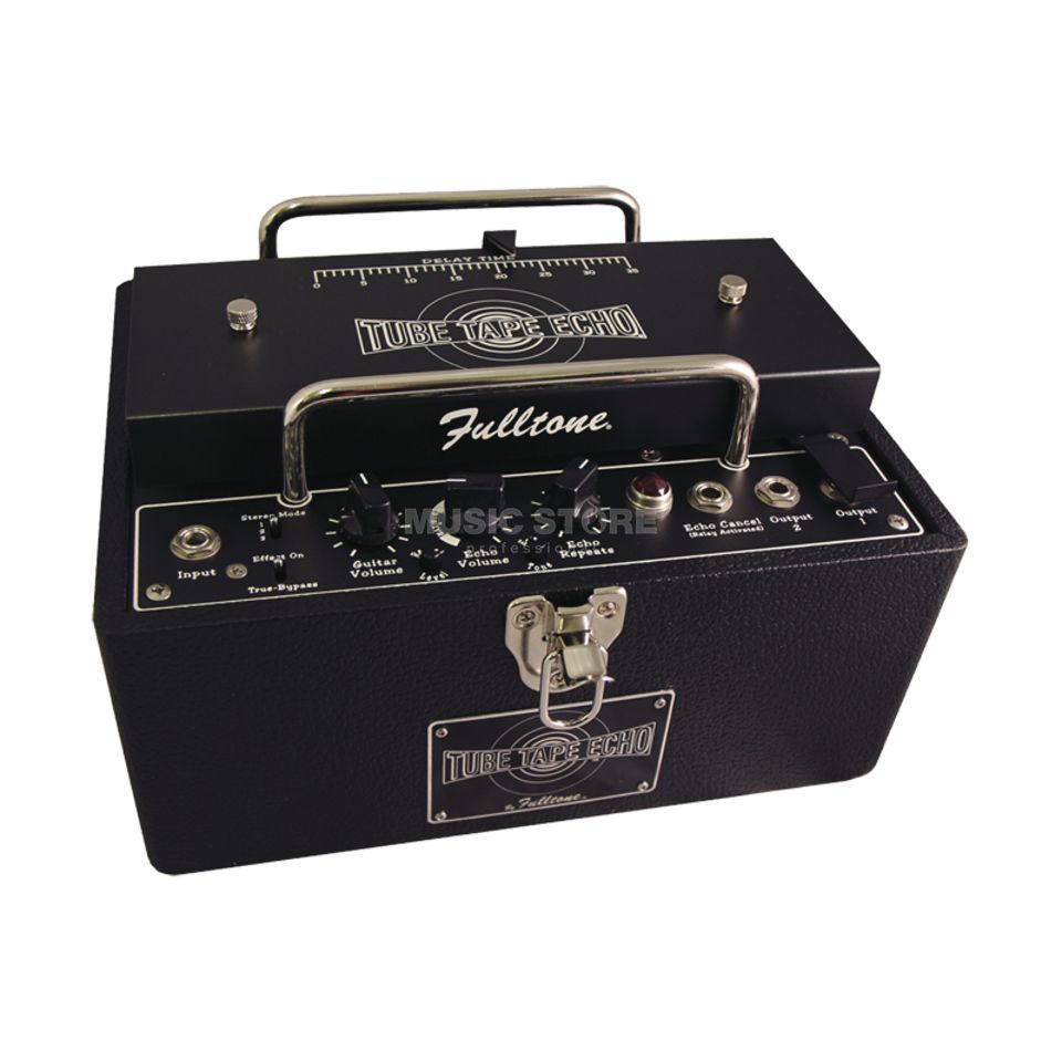 Fulltone Tube Tape Echo 2.0 Fulltone Custom Shop Produktbillede