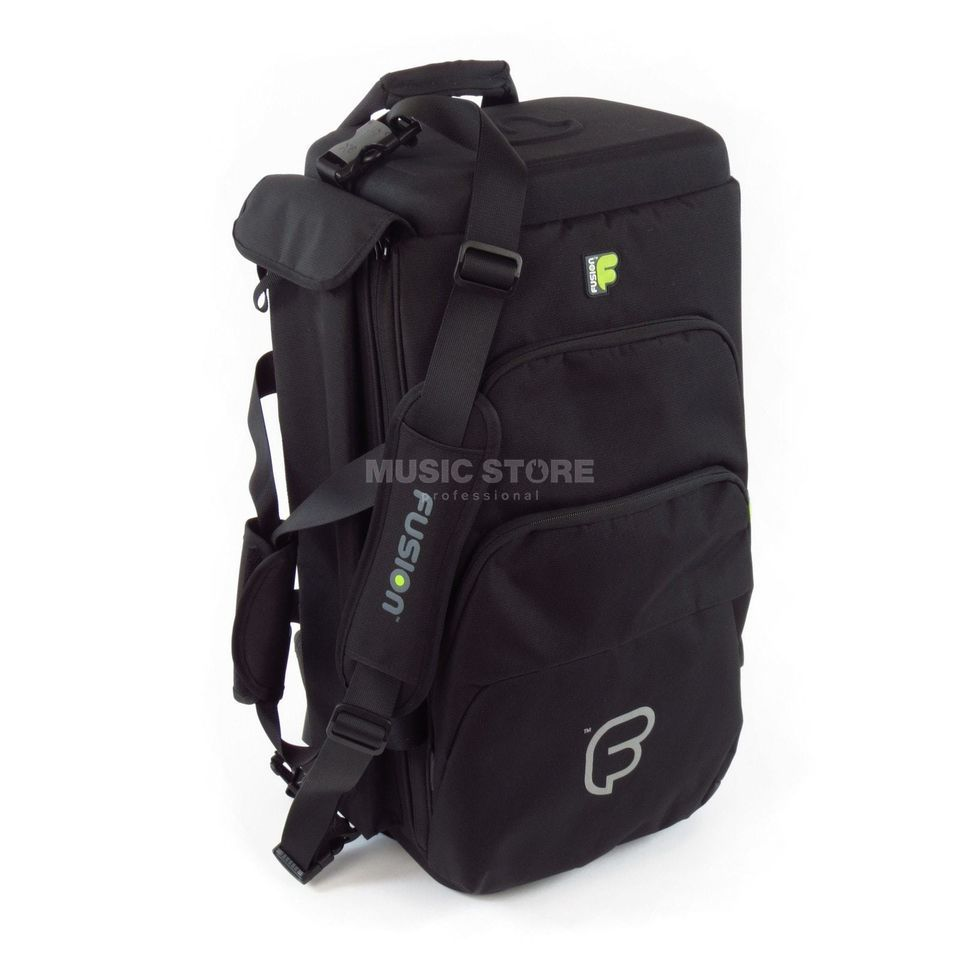 Fusion Bags UB-04 BK Triple Trumpet Product Image