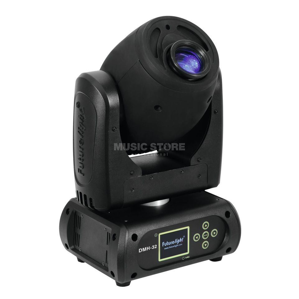 Futurelight DMH-32 RGBW LED Moving Head 32W Quadcolor LED Produktbillede