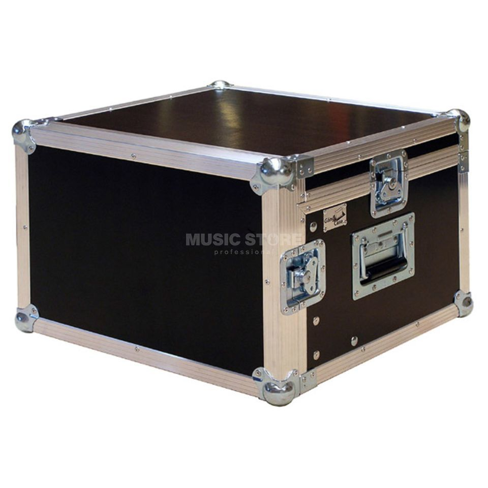 Gäng-Case L-Rack Pro DD / 4HE 62cm Tiefe, mit Serviceklappe Product Image