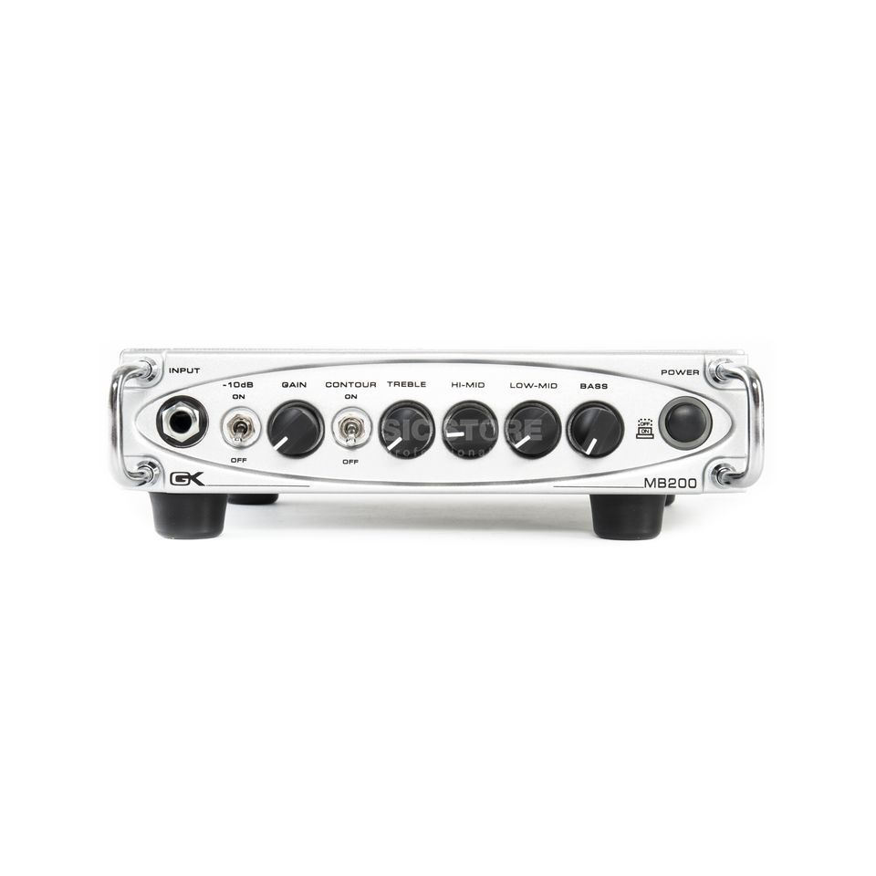 Gallien Krueger MB200 Bass Amp Head    Product Image