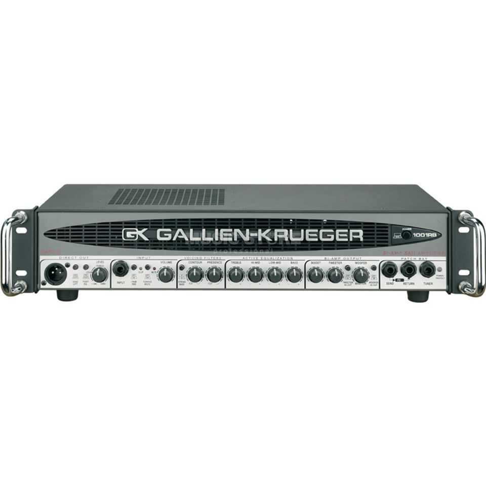 Gallien Krueger RB Series 1001RB-II Head  Productafbeelding