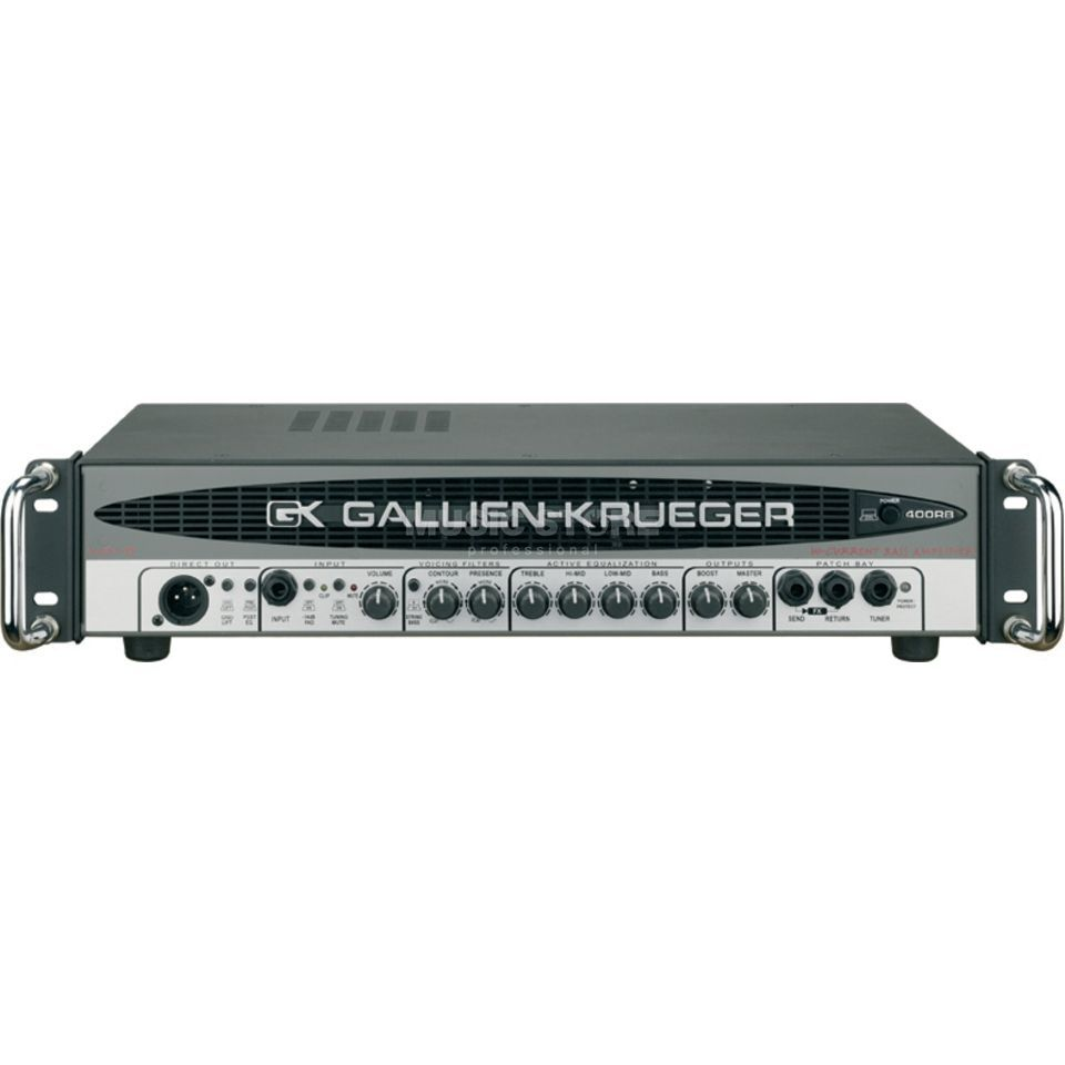 Gallien Krueger RB Series 400RB-IV Head Produktbild