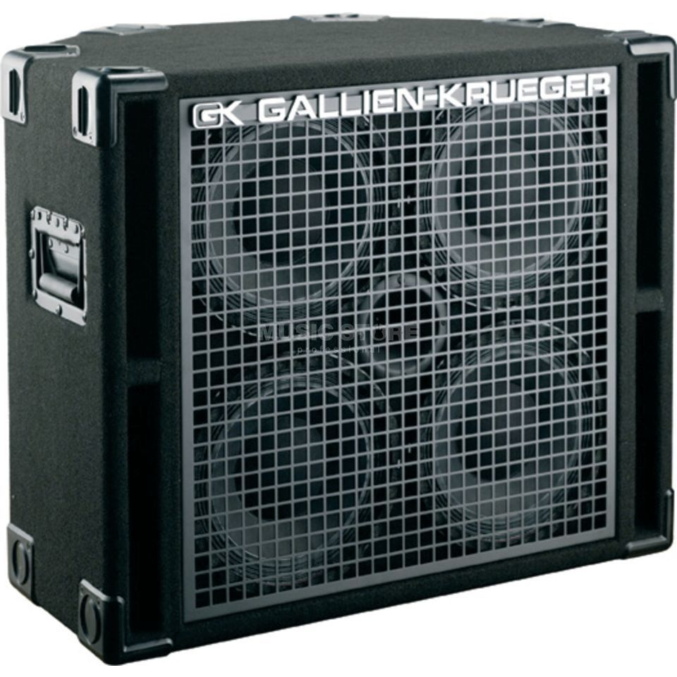 Gallien Krueger RBH Series 410RBH 8Ohm Cabinet  Productafbeelding