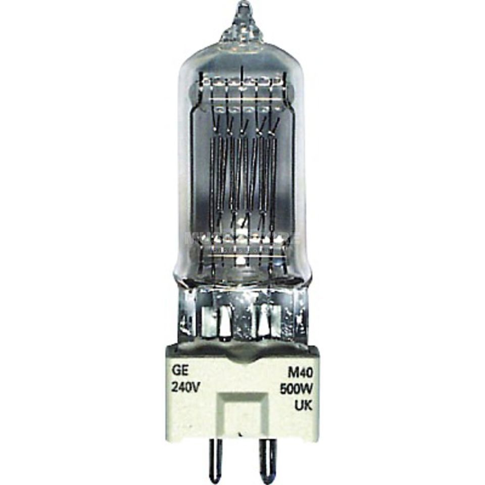 GE Lighting  240V/500W A1 GY 9,5 Produktbild
