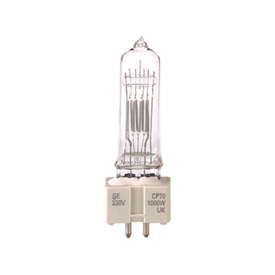 GE Lighting Brenner GX 9,5 1000W CP 70 Produktbild