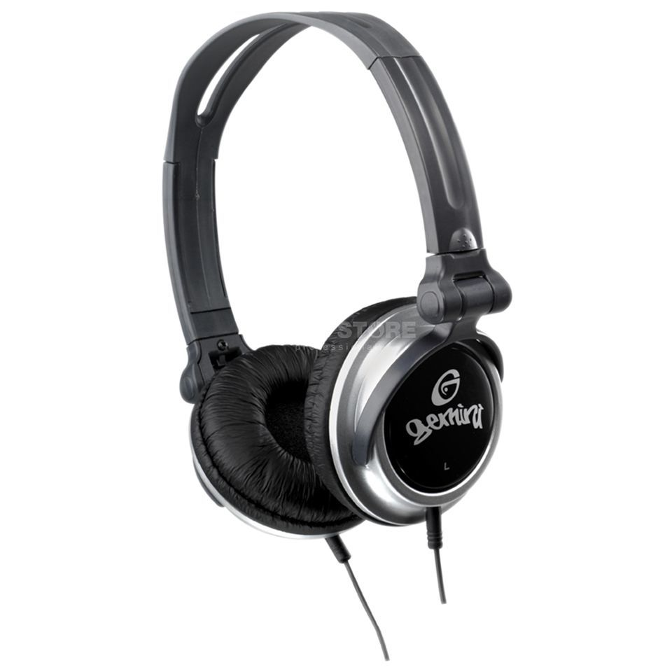 Gemini DJX-03 DJ Headphones foldable, B-Stock Product Image