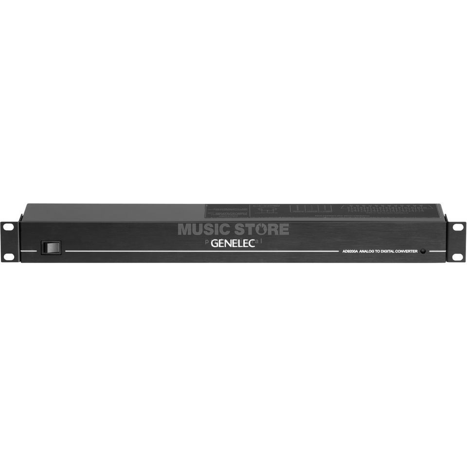 Genelec AD9200A 8-channel A/D Converter Product Image