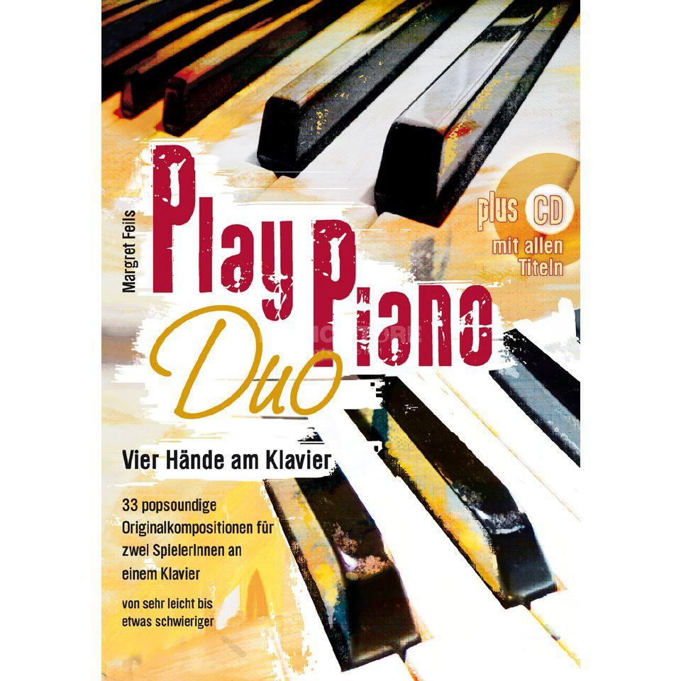 Gerig Verlag Play Piano Duo Margret Feils Buch Cd Music Store Professional Nl Nl