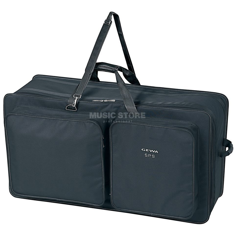 Gewa E Drum Rack Bag with Wheels Produktbillede
