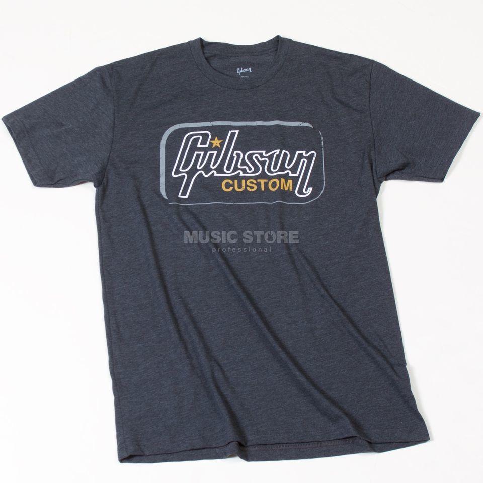 gibson custom t shirt xxl. Black Bedroom Furniture Sets. Home Design Ideas
