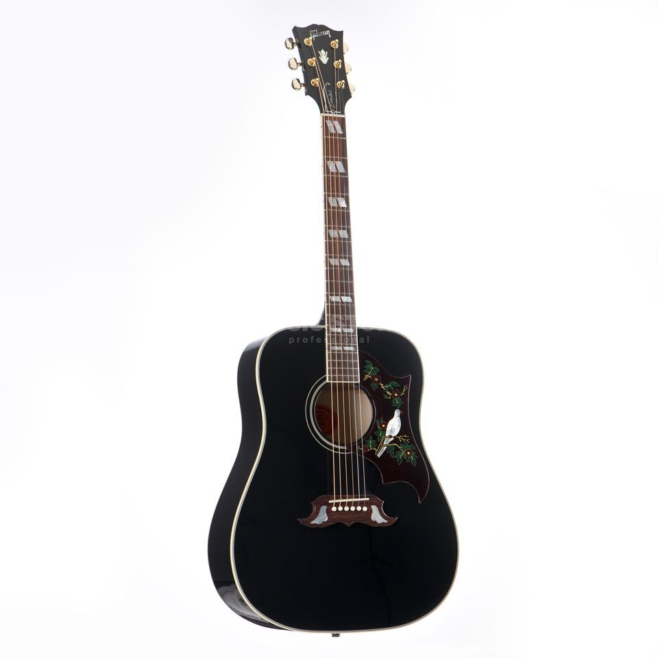 Gibson Dove Ebony Special Limited Run Produktbild