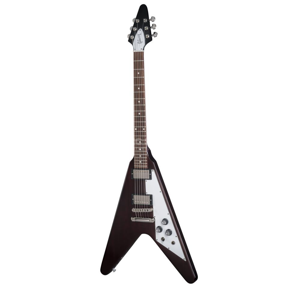 Gibson Flying V 2018 Aged Cherry Product Image
