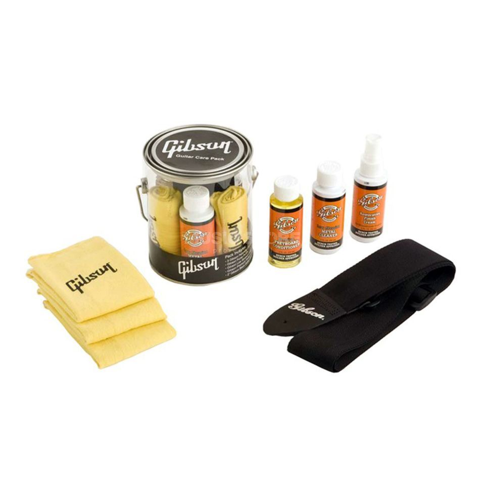 Gibson Guitar Care Kit Produktbild
