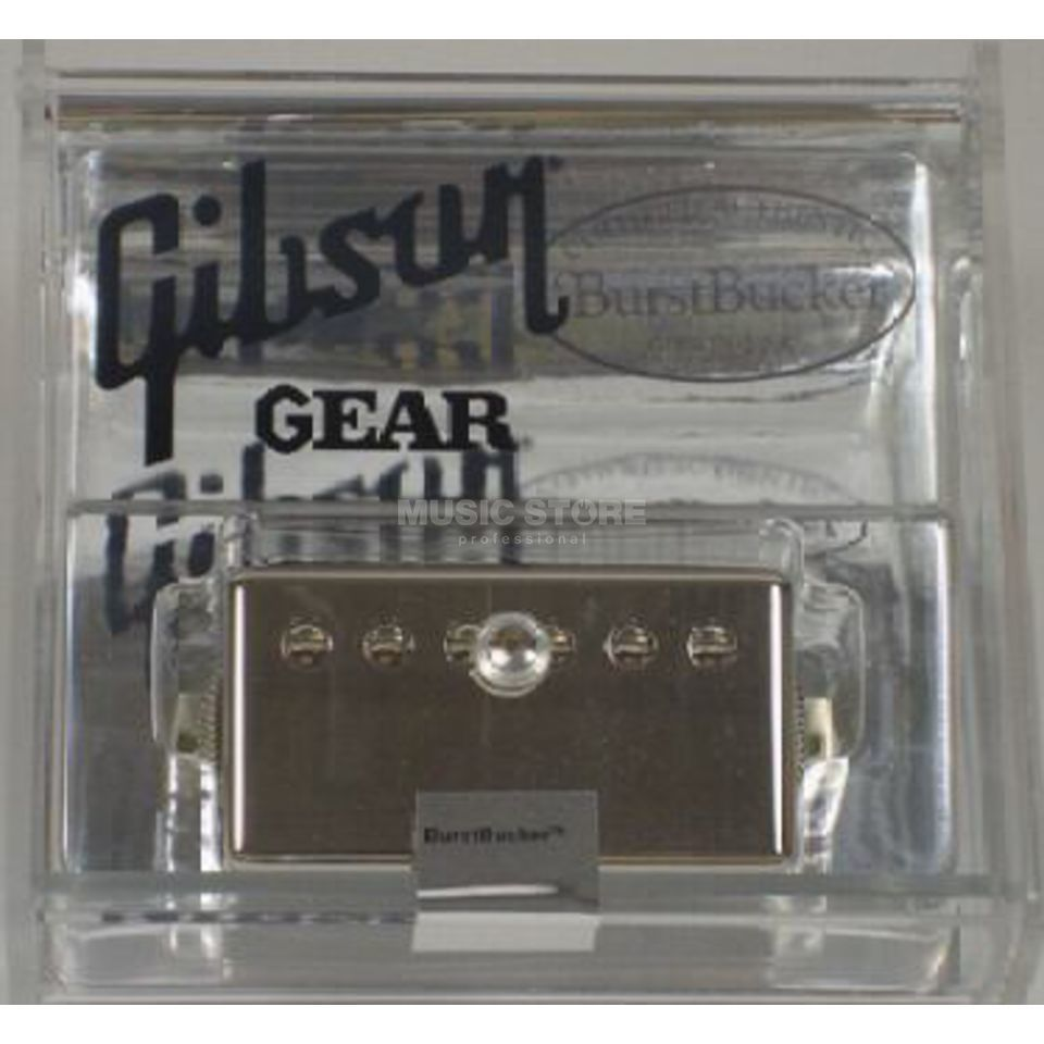 Gibson IM57B-NH Burstbucker Type 2 Nickel Cover Produktbild