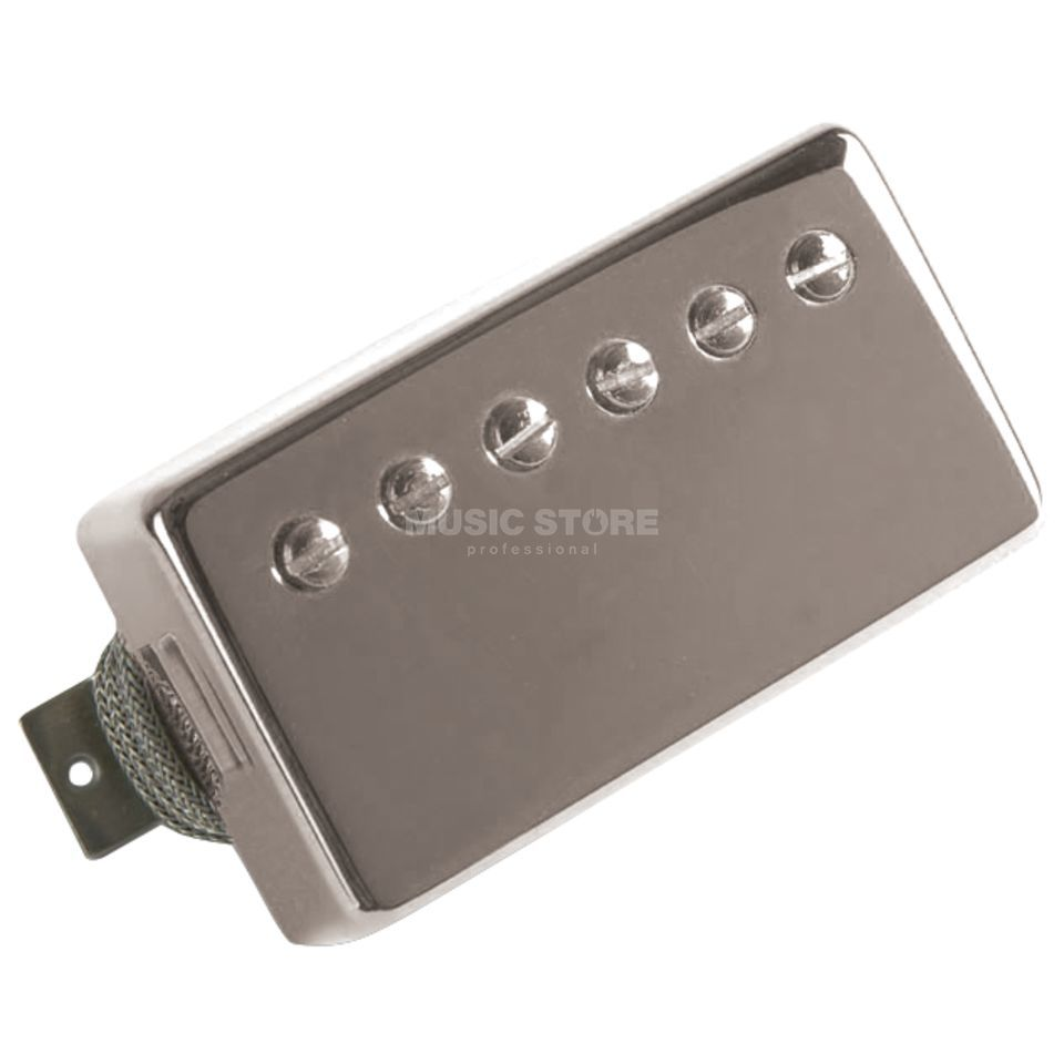 Gibson IM90R-NH 490R Humbucker Neck Morn Classic Nickel Product Image