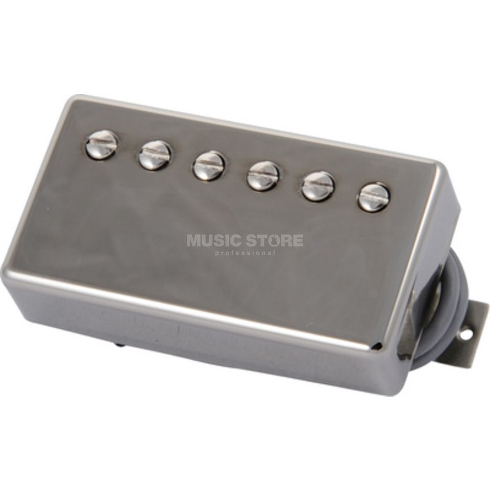 Gibson IMLSB-NH Livebucker Bridge Nickel Produktbillede