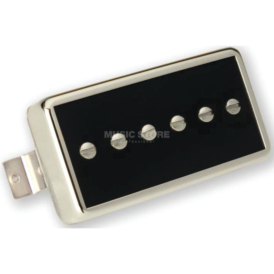 Gibson IMP4T-BS P-94 Treble PU Chrome/Black Cover Produktbild