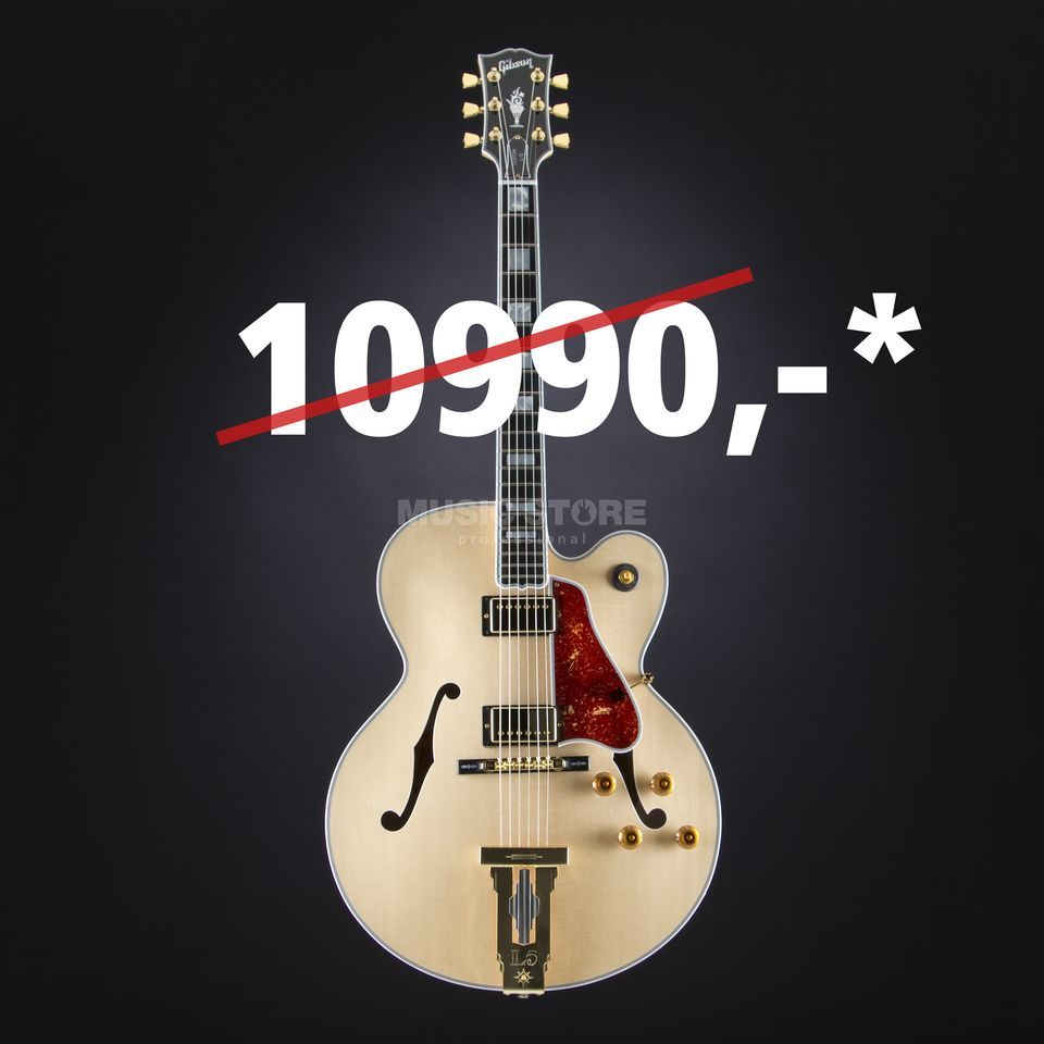 Gibson L-5 CES NT Natural #13155001 Produktbild