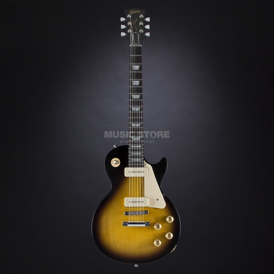 Gibson Les Paul 60s Tribute 2016 HP Satin Vintage Sunburst Produktbild