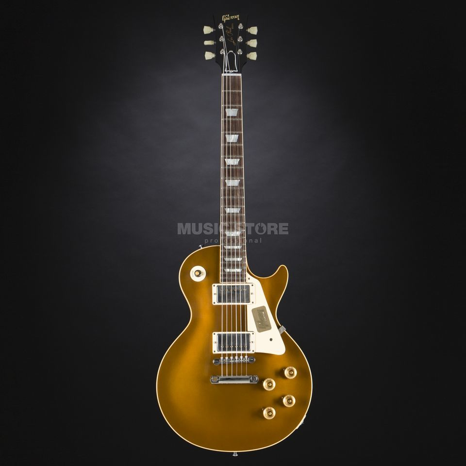 gibson les paul standard vos goldtop darkback limited. Black Bedroom Furniture Sets. Home Design Ideas