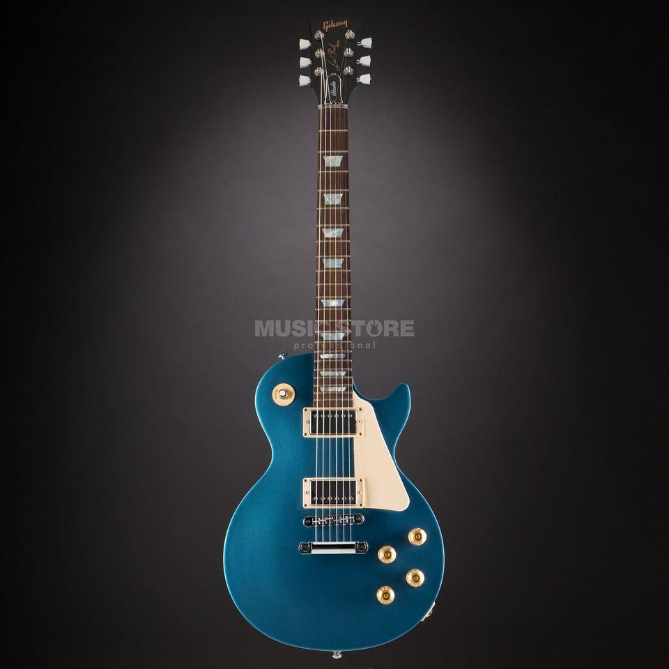 Gibson Les Paul Studio 2016 HP PB Pelham Blue, Gigbag