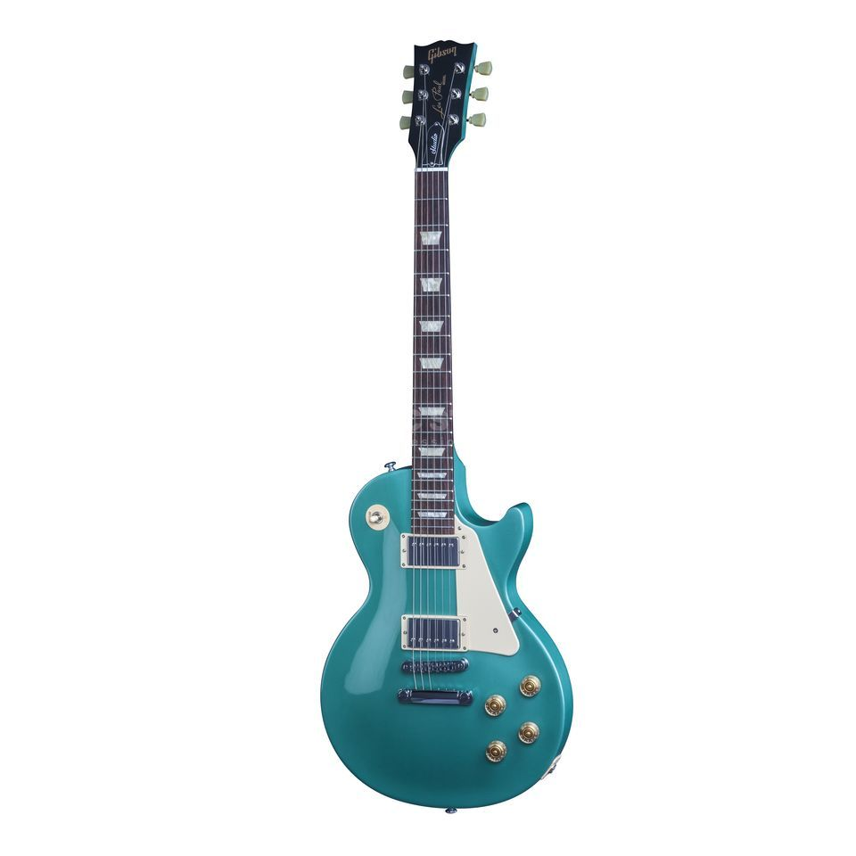 Gibson Les Paul Studio 2016 T IG Inverness Green Produktbild