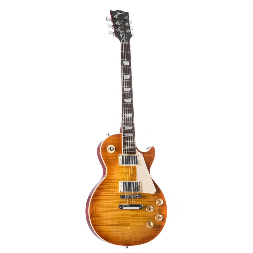 Gibson Les Paul Traditional 2016 HP LB Light Burst Produktbillede