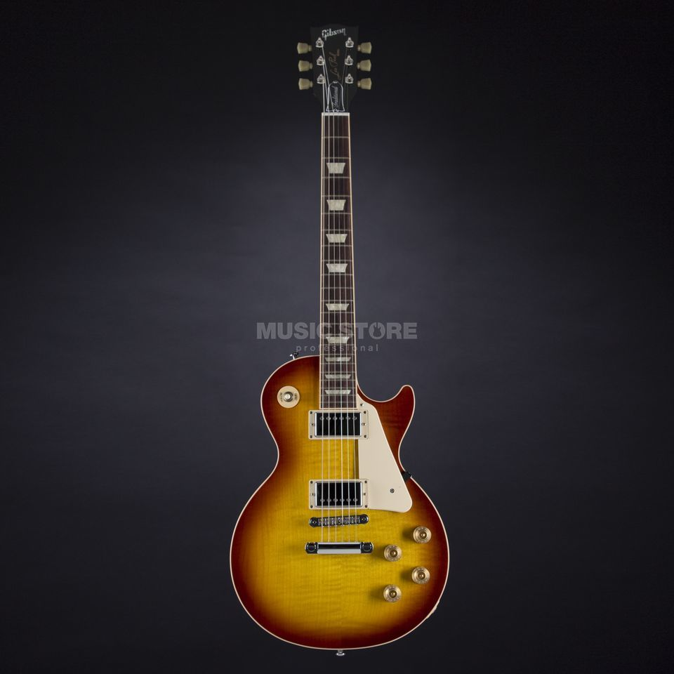 Gibson Les Paul Traditional 2016 T IT Iced Tea Produktbillede