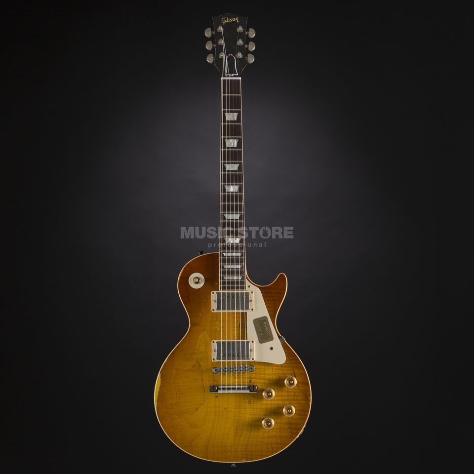 Gibson Mike McCready 1959 Les Paul Standard Aged McCready Burst #023 Produktbild