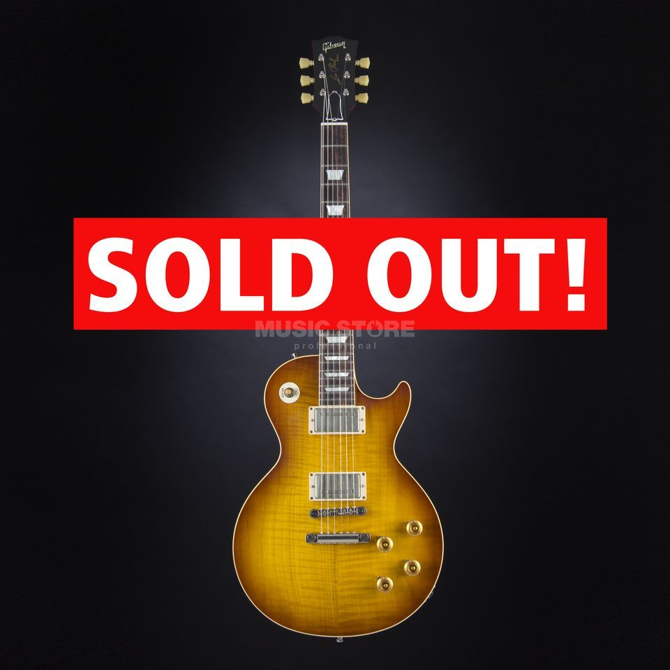 Gibson MS 1958 Les Paul IT # 841804 Iced Tea Produktbillede