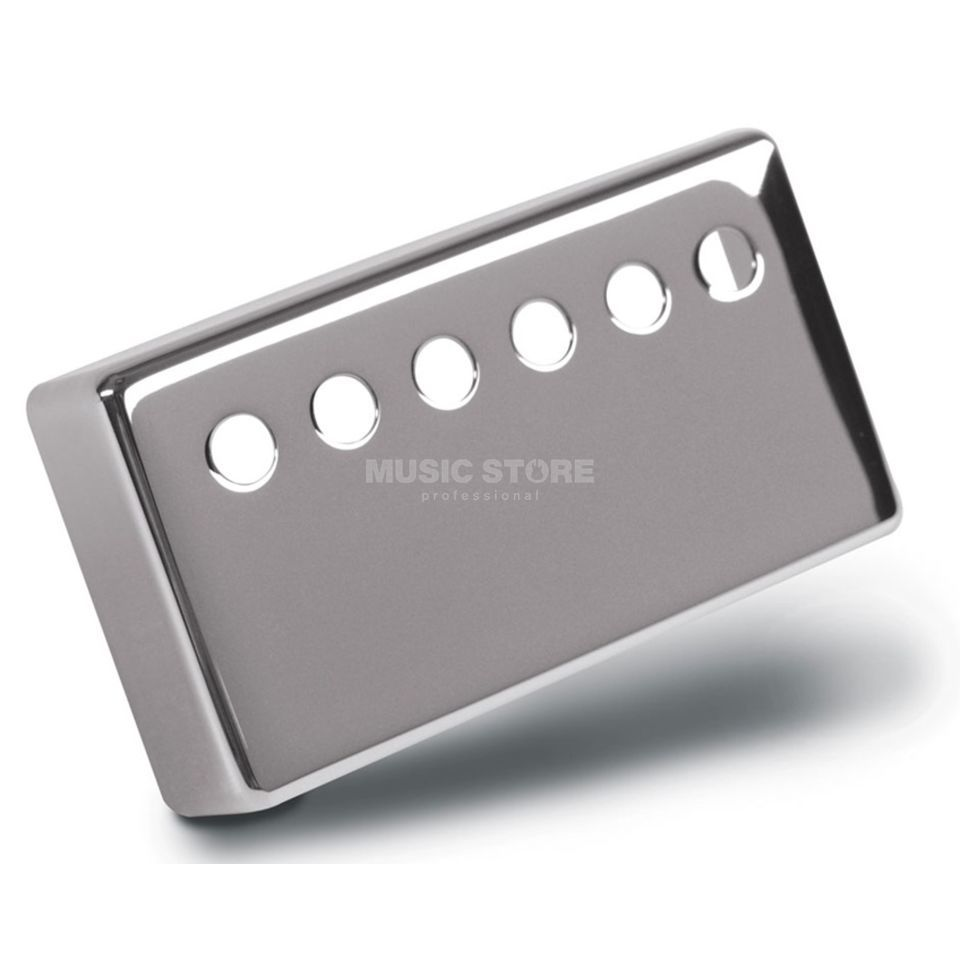 Gibson Neck Position Humbucker Cover Chrome Produktbillede