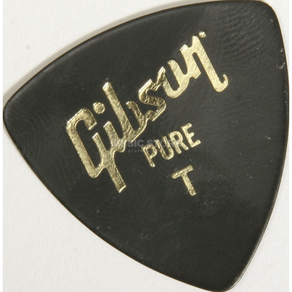 Gibson Plektrum Wedge Thin  Produktbild