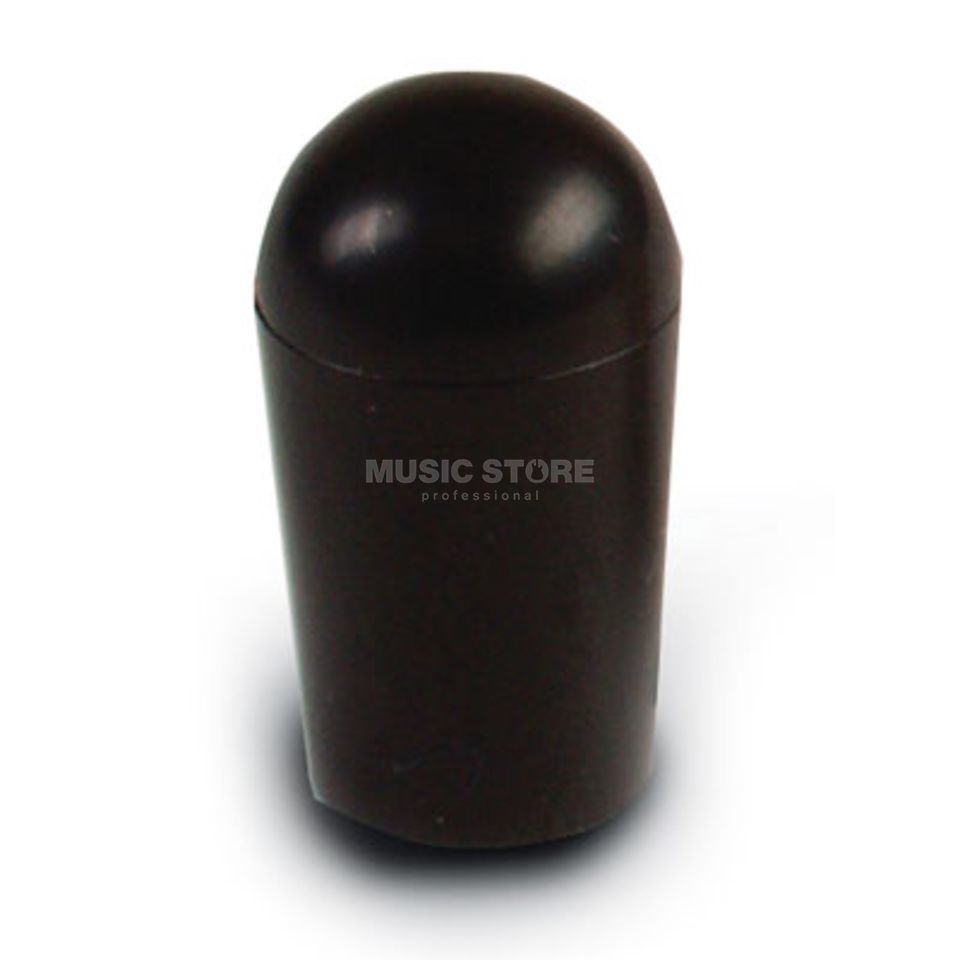 Gibson PRTK-010 Toggle Switch Cap BK Black Produktbild