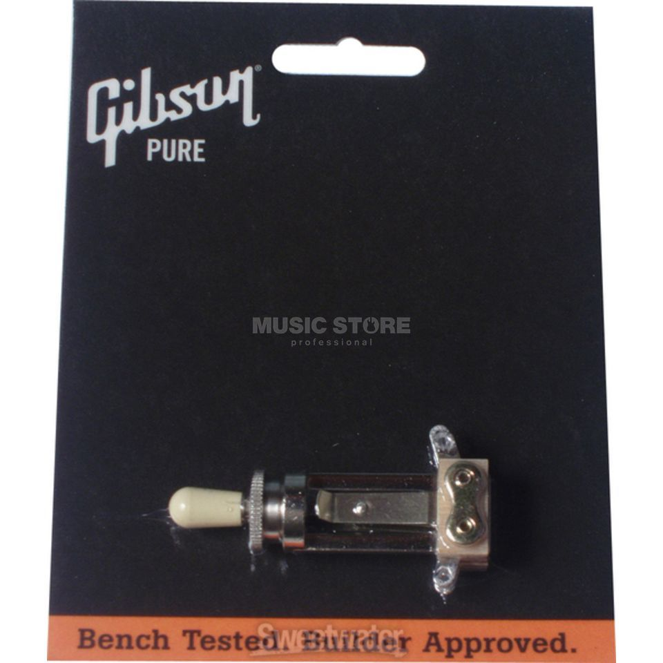 Gibson PSTS-020 Toggle Switch - Straight - Les Paul Produktbillede