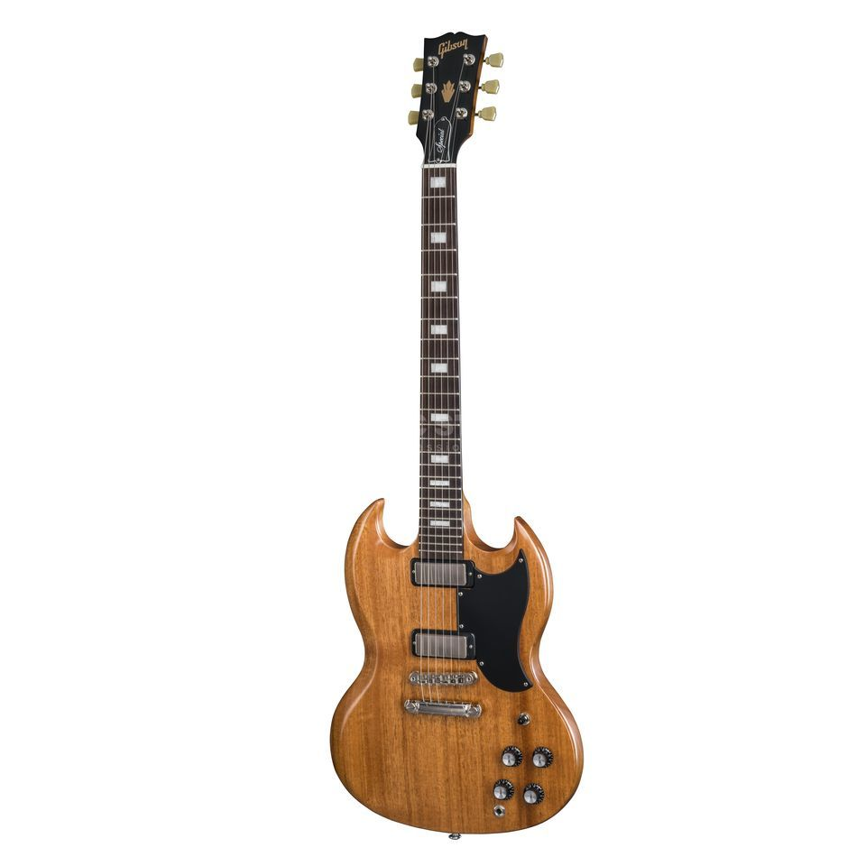 Gibson SG Special 2018 Natural Satin Product Image