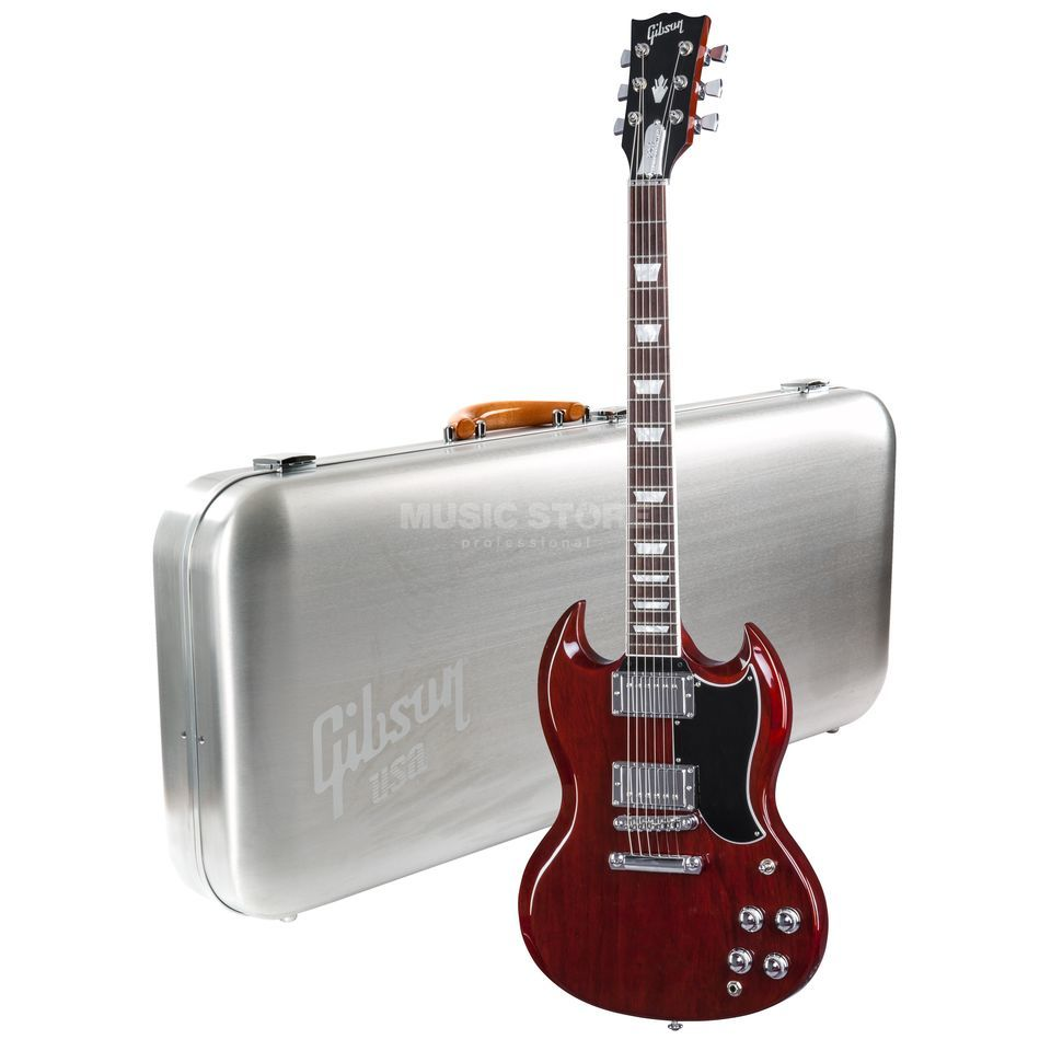 Gibson SG Standard 2017 HP HC Heritage Cherry Product Image