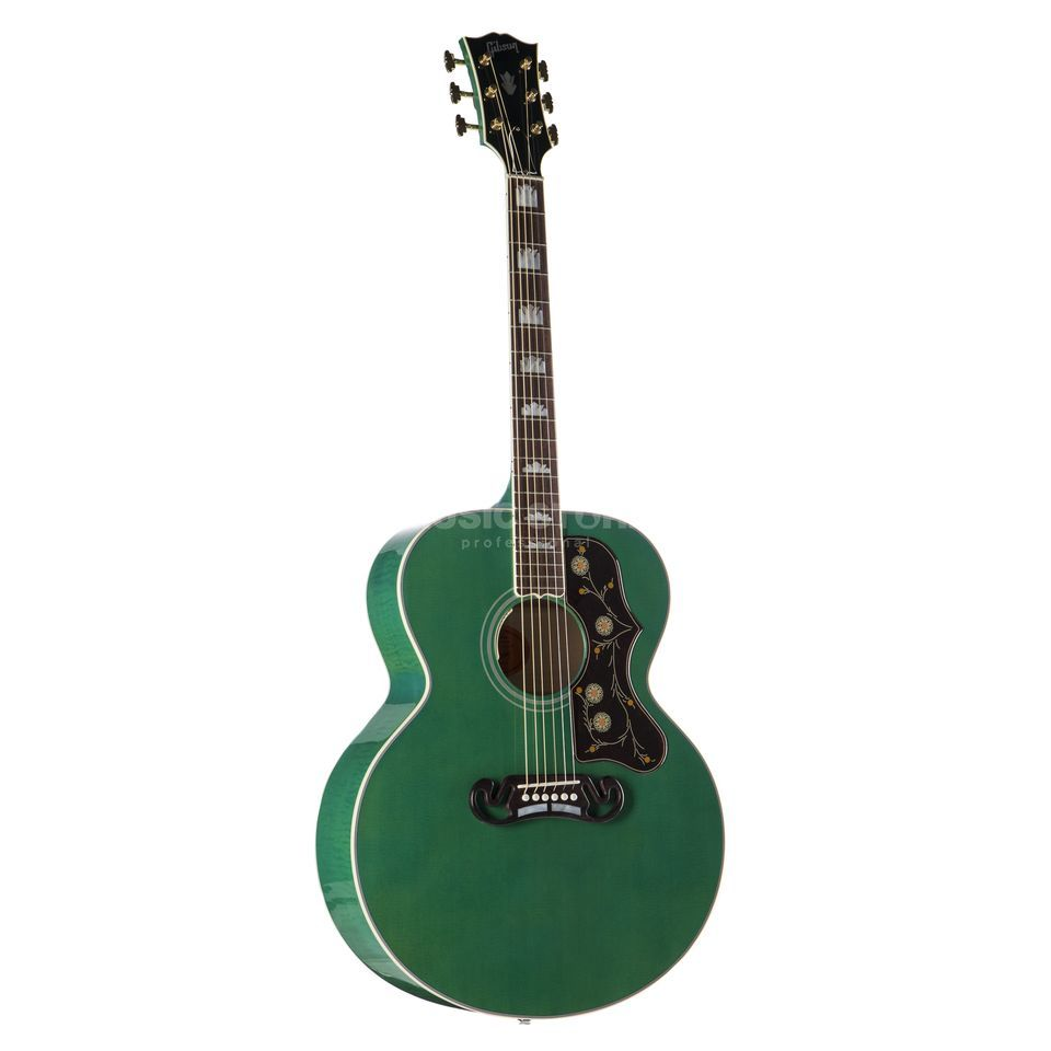 Gibson SJ-200 Sea Green Limited Produktbillede