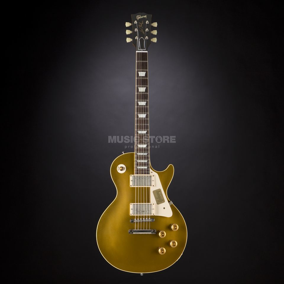 Gibson Standard Historic 1957 Les Paul Standard Goldtop #R7 60235 Product Image