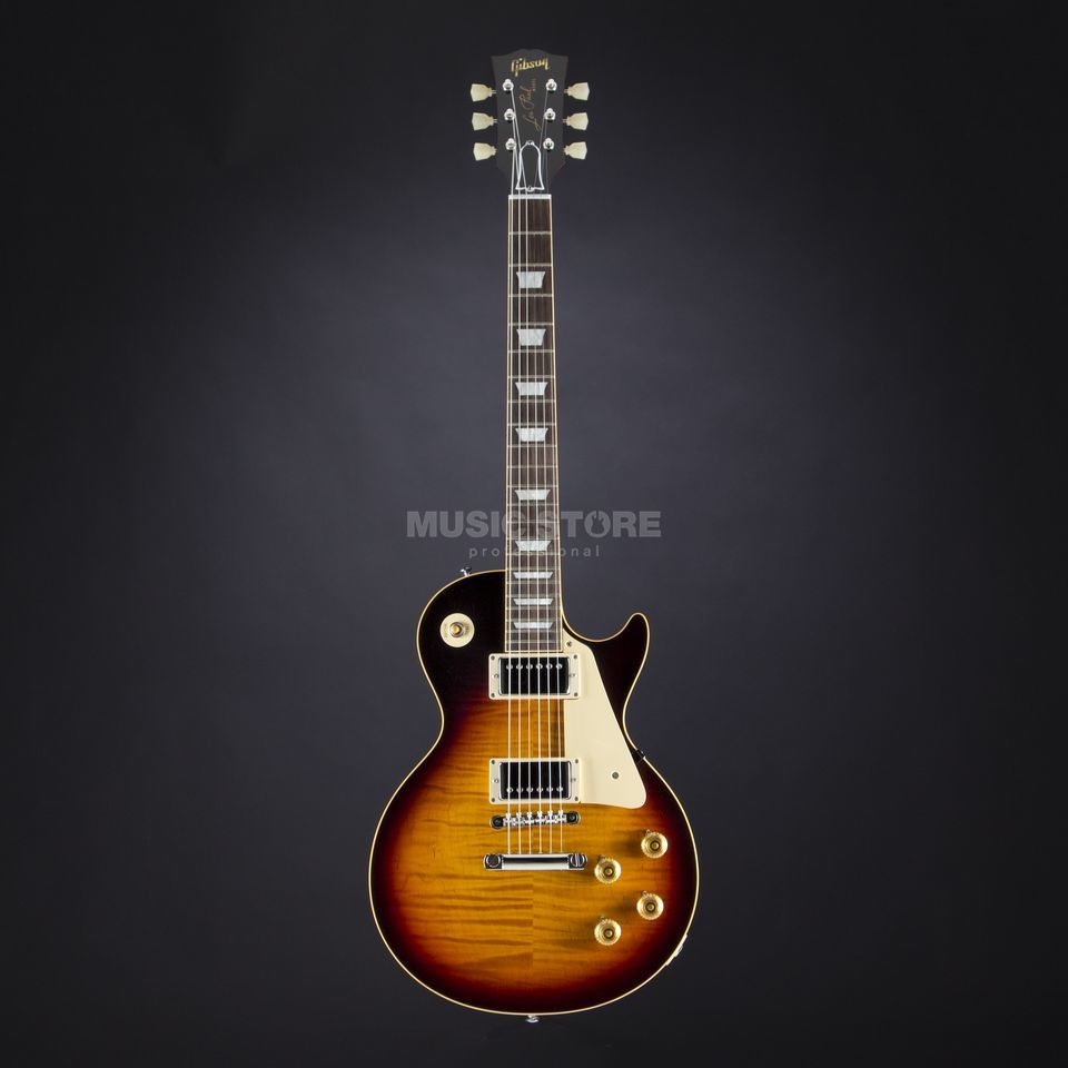 Gibson True Historic 1959 Les Paul Reissue Vintage Dark Burst #95529 Produktbillede