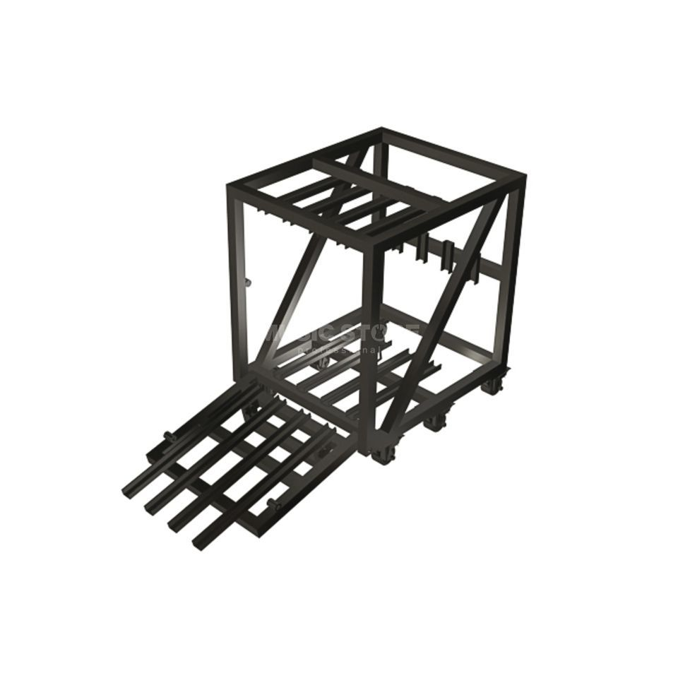 Global Truss Dolly f. Bodenplatte rund 68cm  Produktbild