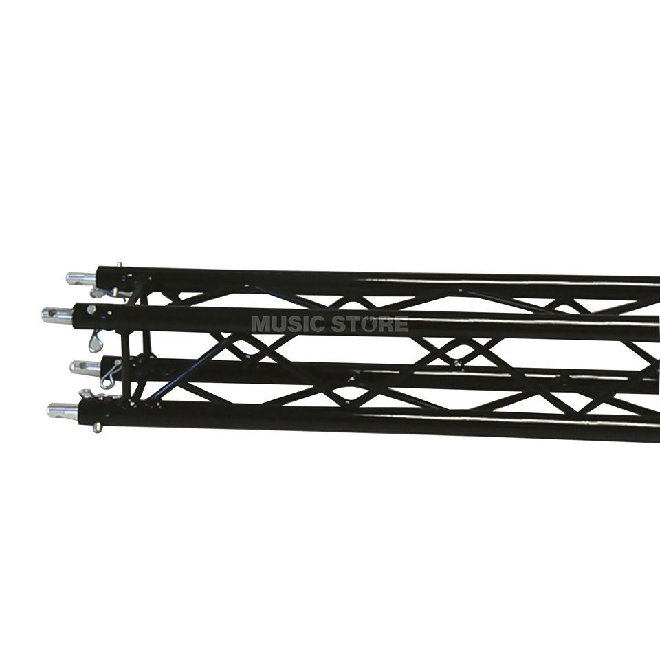 Global Truss F14 100cm Truss black  Produktbillede