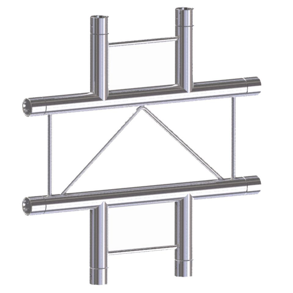 Global Truss F22 4-Way Corner C41 H  Produktbillede